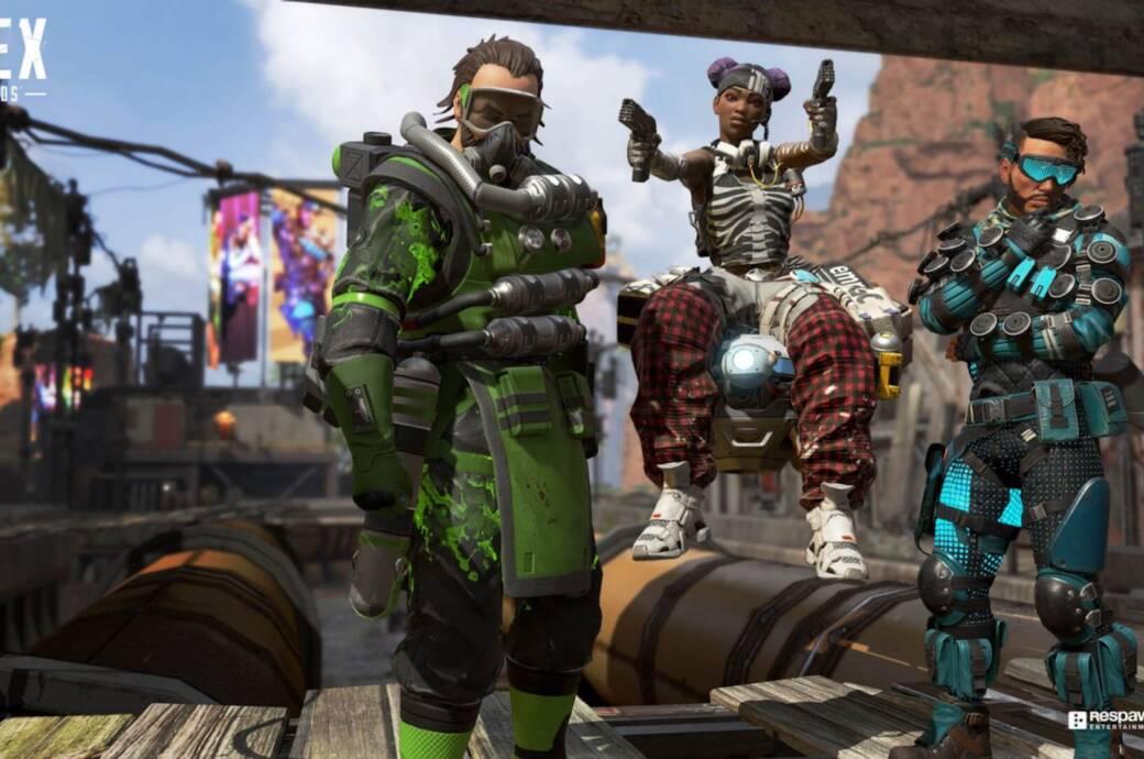 Apex Legends erschien Anfang 2019 und feiert seither Erfolge als Battle-Royale-Spiel