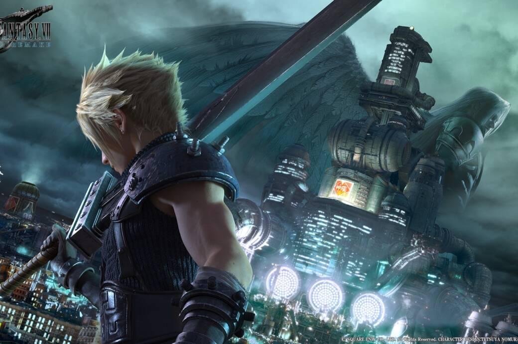 Das Remake zu Final Fantasy 7 wurde bereits 2015 auf der E3 angekündigt