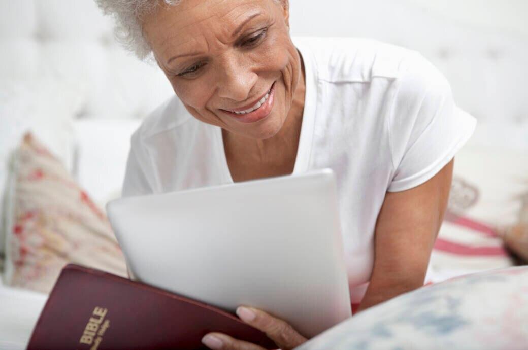 Bibel und Yesflix