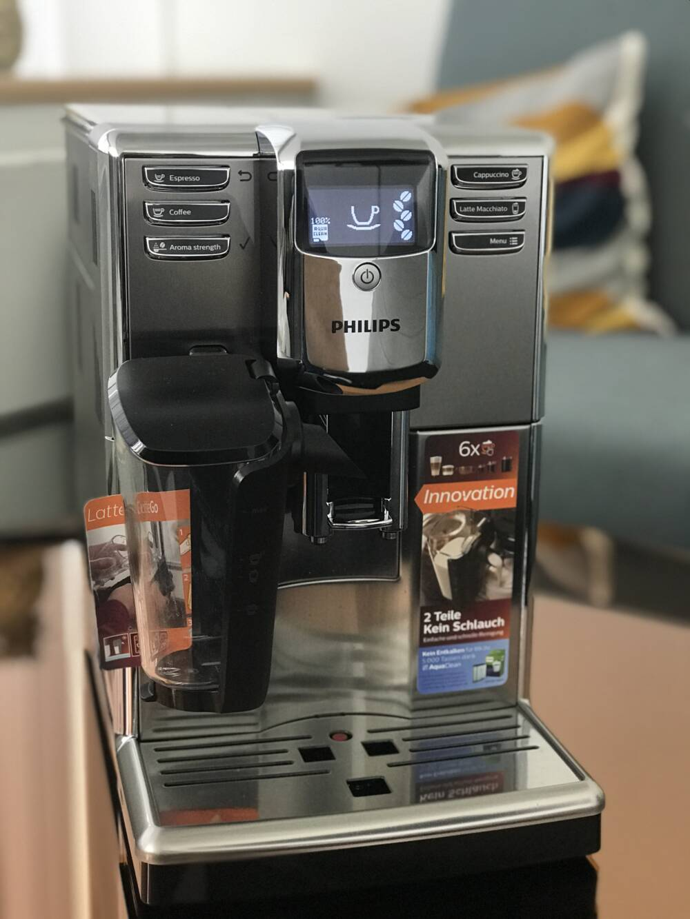 Philips 5000 Series LatteGo