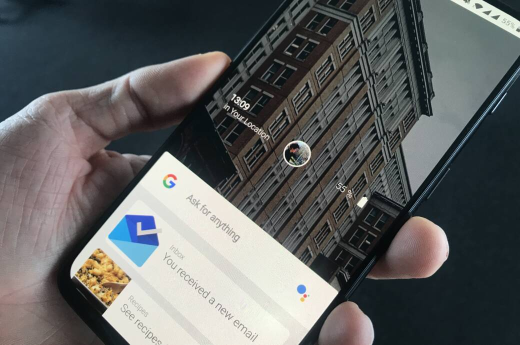 Google Fuchsia auf OnePlus 6T