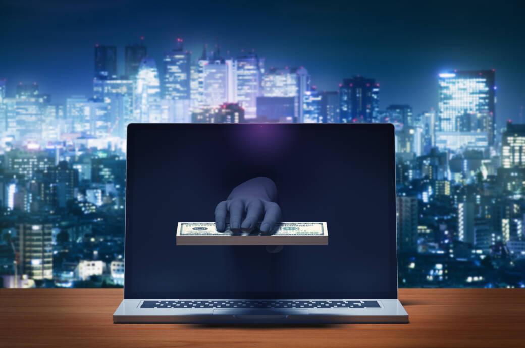 Betrüger versuchen mit Schadsoftware Geld zu ergaunern