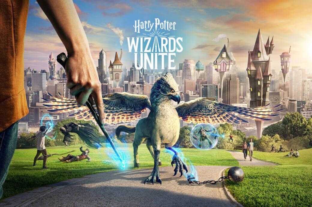 """Teaserbild zu """"Harry Potter: Wizards Unite"""""""