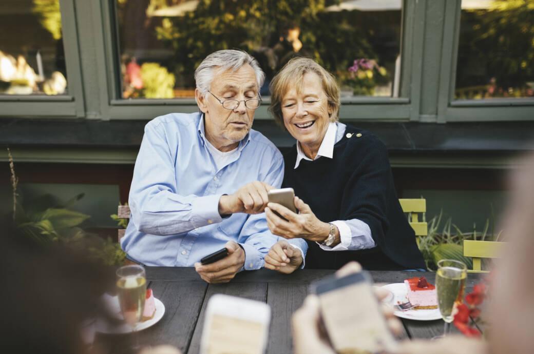 Die besten Handys und Smartphones für Senioren
