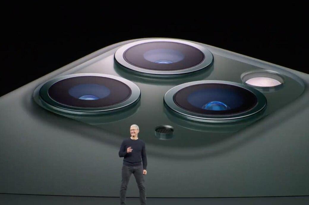 Das passiert, wenn man ein iPhone 11 auf den Boden fallen lässt