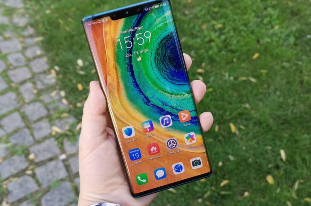Huawei Mate 30 könnte bald doch Google-Apps bekommen