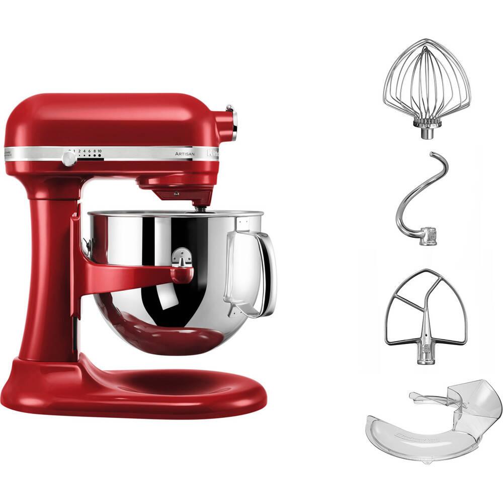 KitchenAid Professional in Liebesapfel-Rot