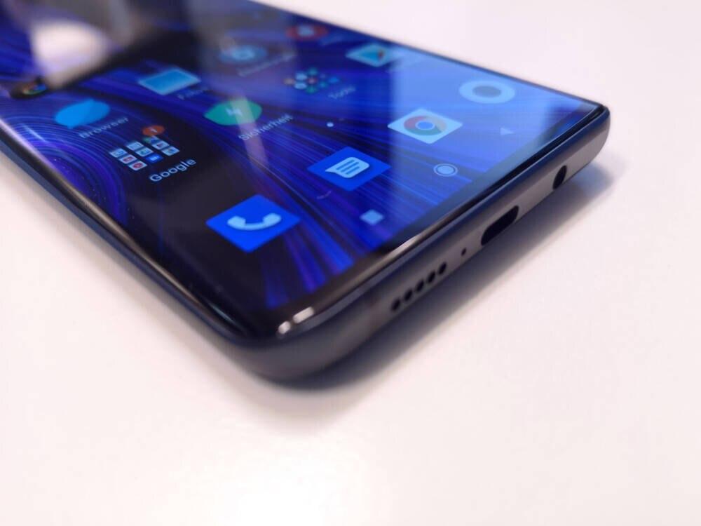 Die Anschlüsse des Xiaomi Mi Note 10