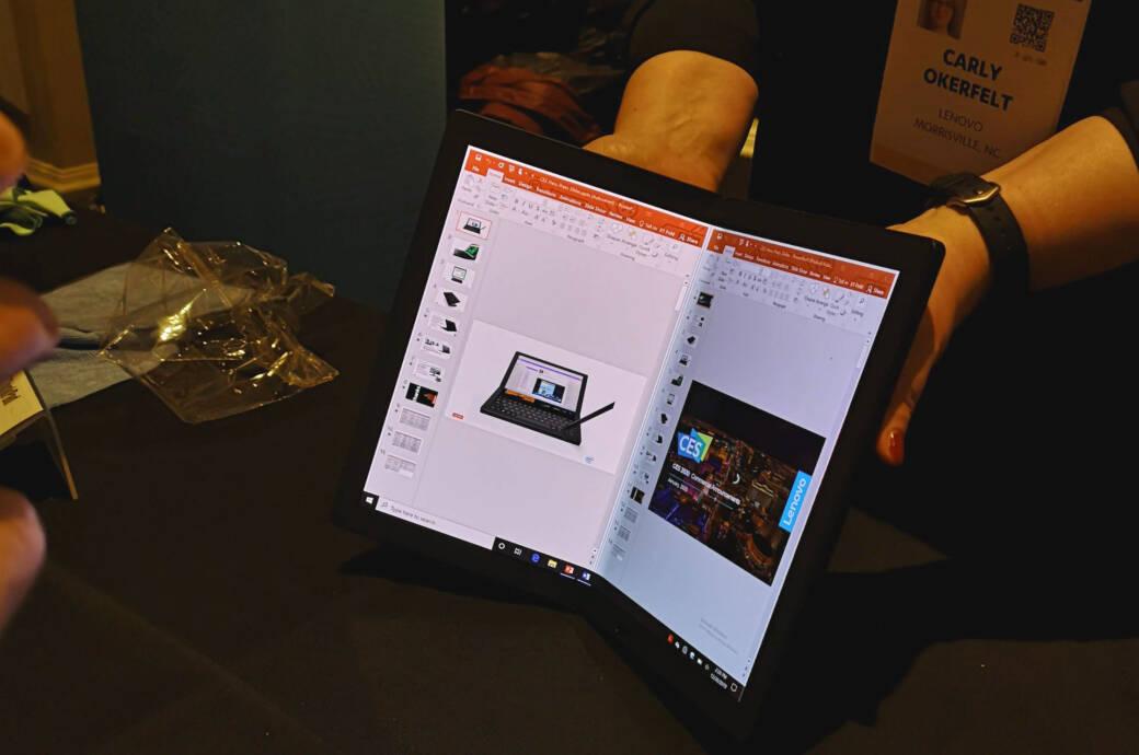 ThinkPad X1 Fold von Lenovo