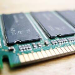Random Access Memory RAM Arbeitsspeicher