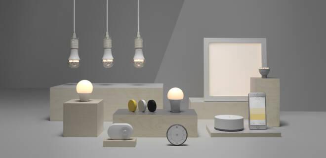 IKEA Smart-Lighting Kollektion.
