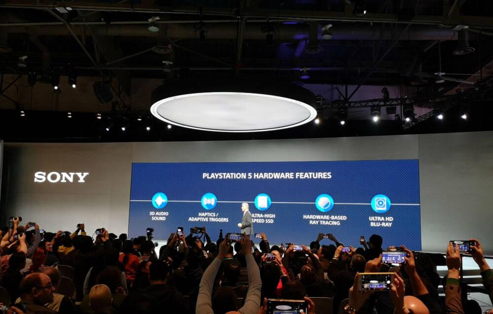 Sony auf der CES 2020
