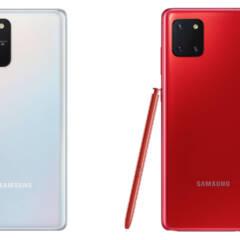 Samsung Galaxy S10 Lite und das Galaxy Note 10 Lite