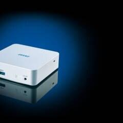 Ein Mini-PC von MSI