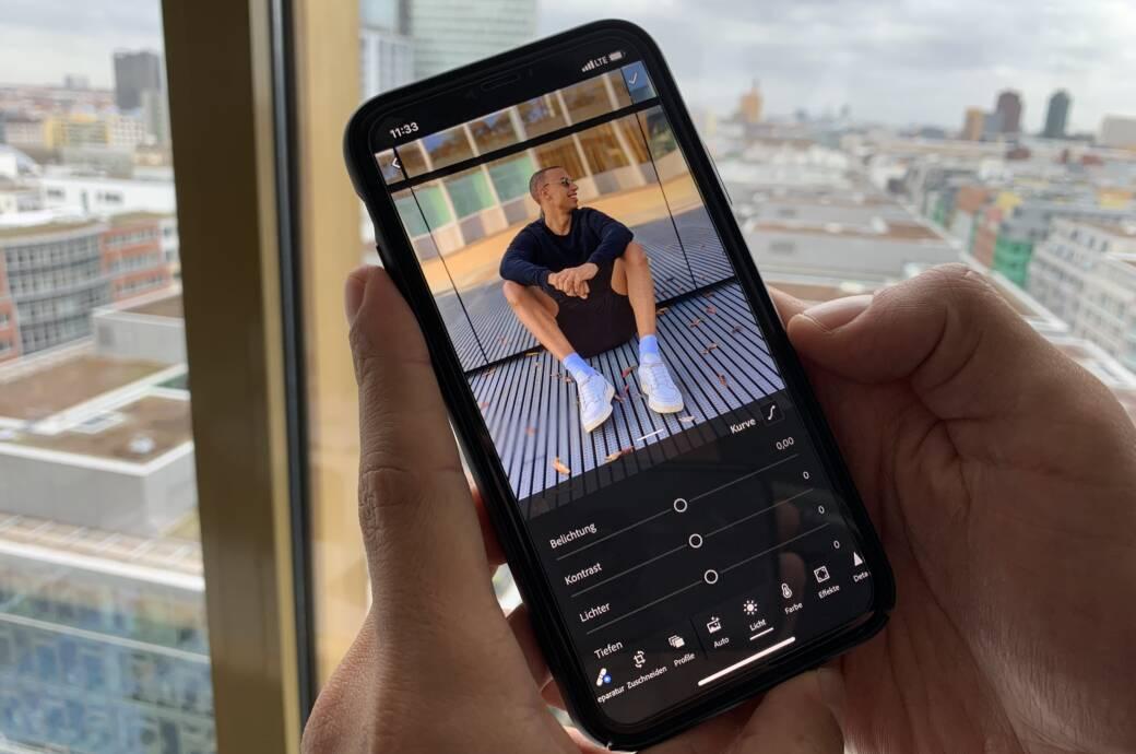Die 5 besten Apps zur Fotobearbeitung