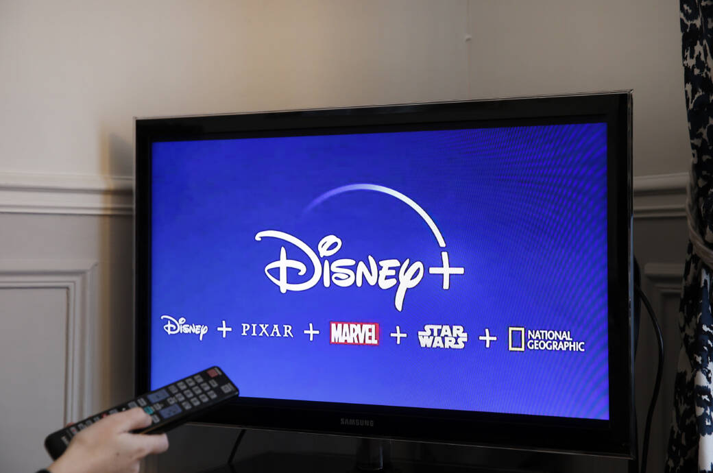 Disney+ TV