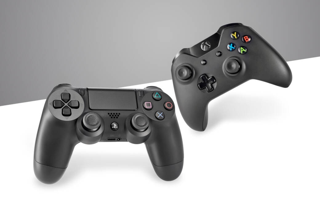 Controller Playstation 4 und Xbox One