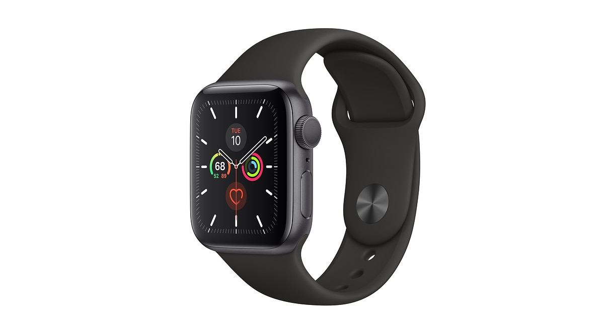 Apple Watch Series 5 GPS 40 mm