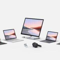 Surface-Familie von 2020