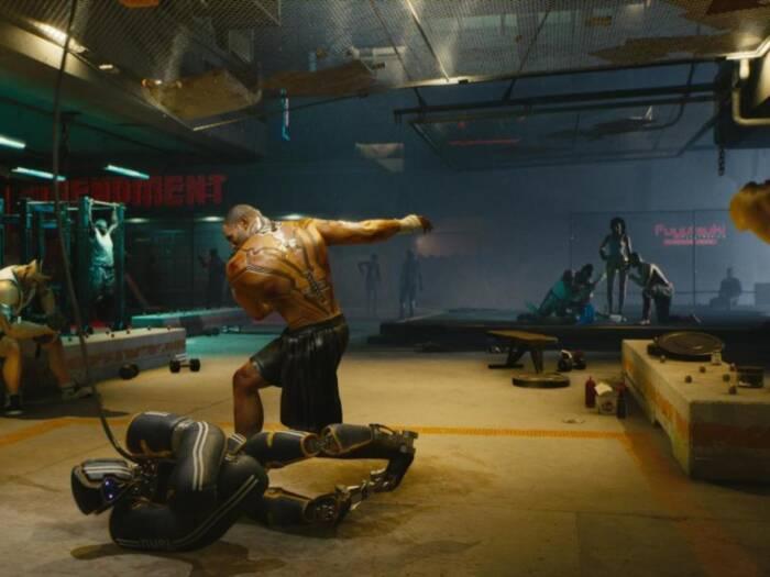 «Cyberpunk 2077»