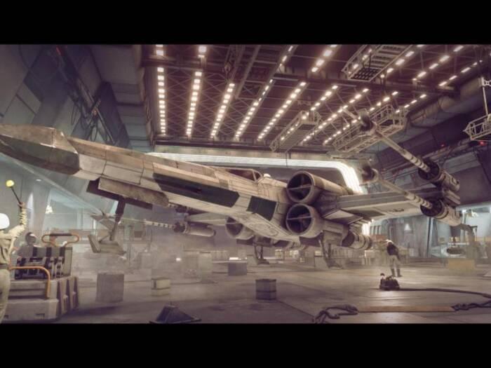 «Star Wars Squadrons»