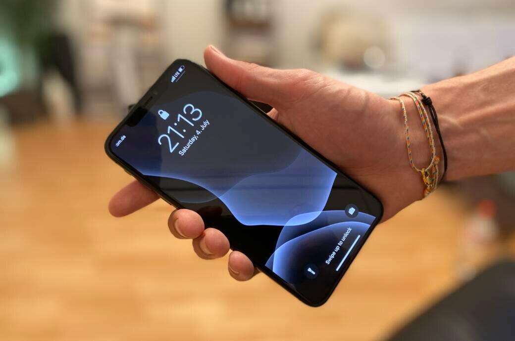 iPhone Xs Max von Johannes Frank