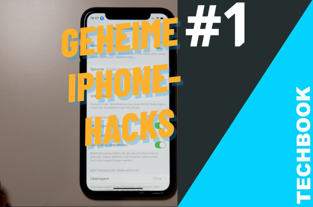iPhone-Hacks Teil 1