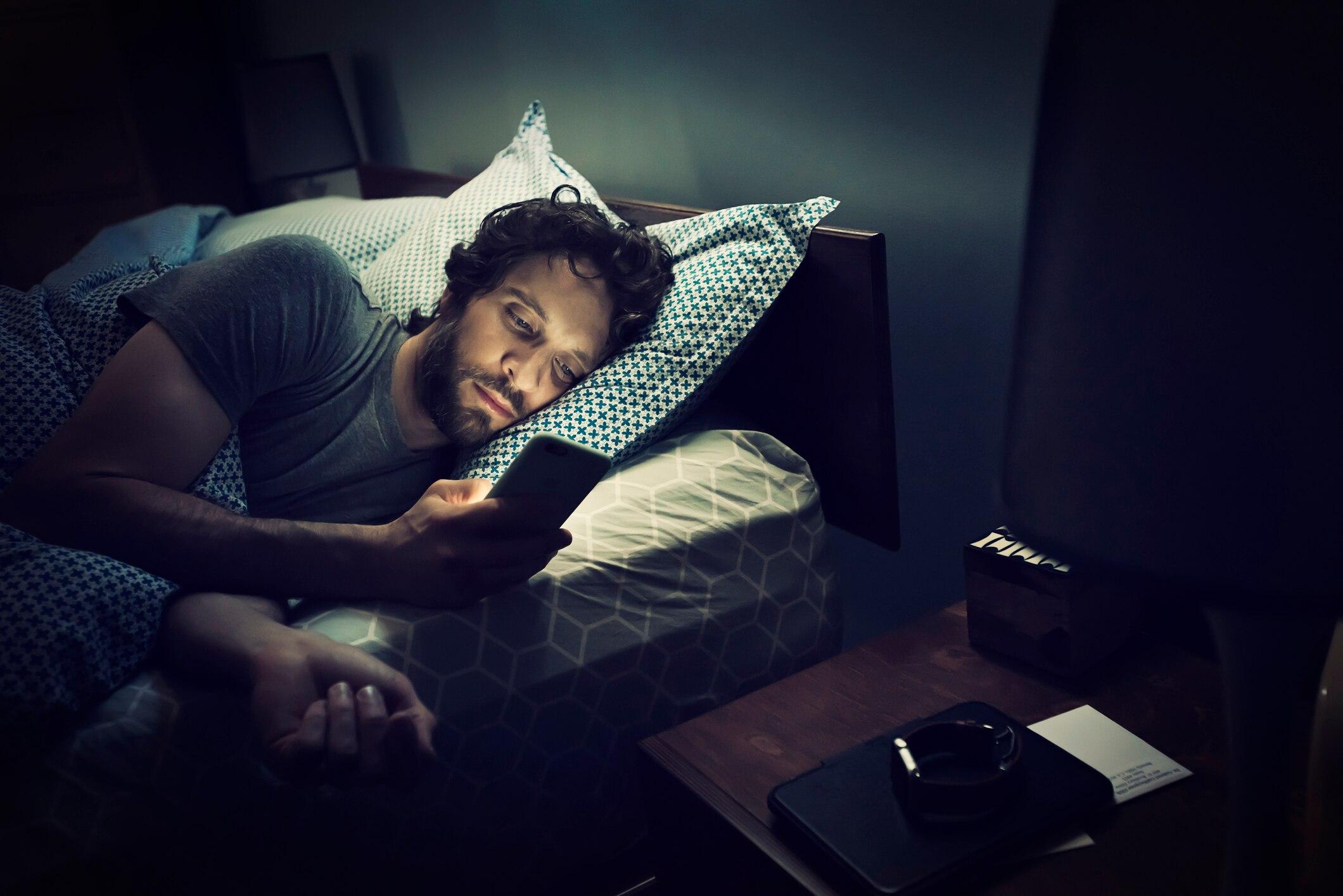 Stören Smartphones unseren Schlaf?