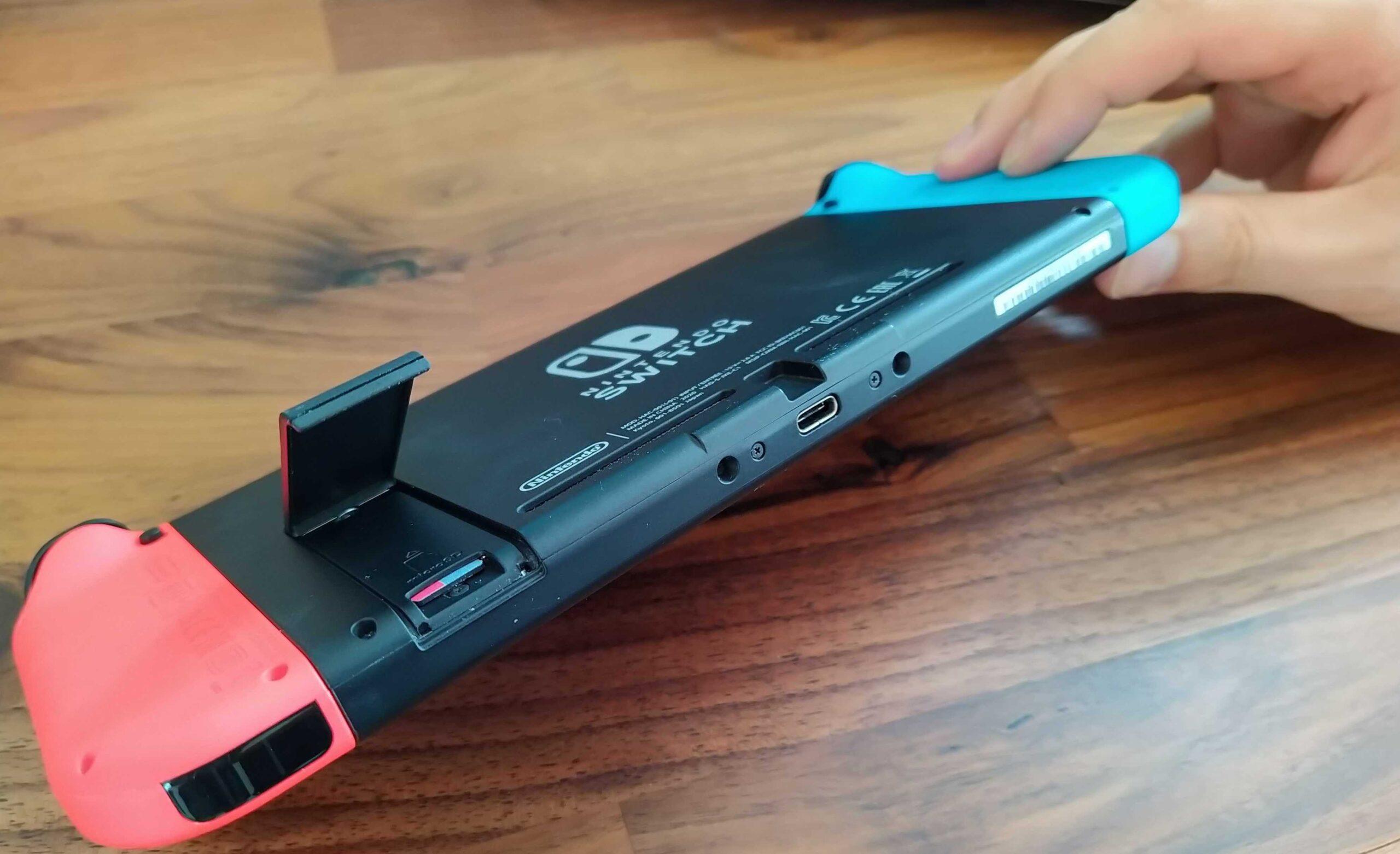 Nintendo Switch Die Passende Microsd Speicherkarte
