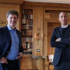 Im Interview mit TECHBOOK-Redaktionsleiter Andreas Filbig gab Carsten Maschmeyer Tipps für Start-up-Gründer