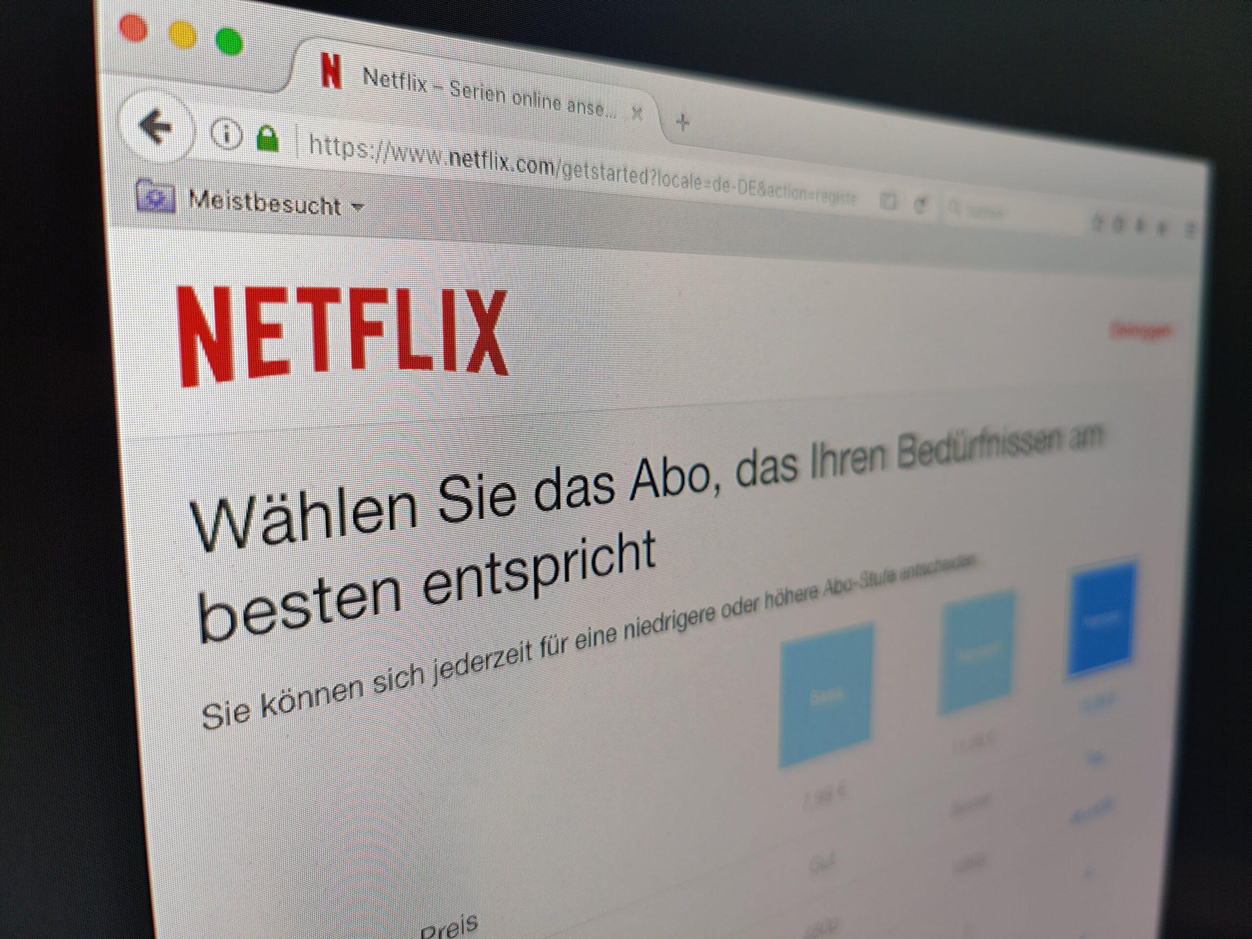 Netflix Neuheiten - cover