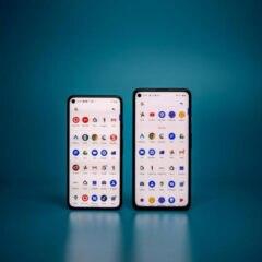 Google Pixel 5 und 4a 5G im Test