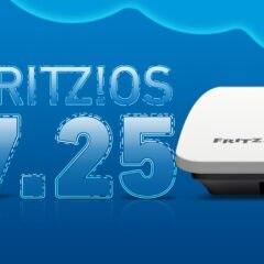 Fritzbox-Update auf das Fritz!OS 7.25