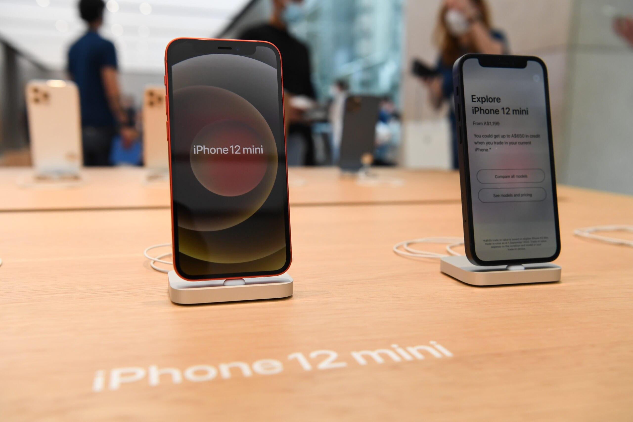 Stellt Apple die Produktion des iPhone 12 mini ein? - TECHBOOK