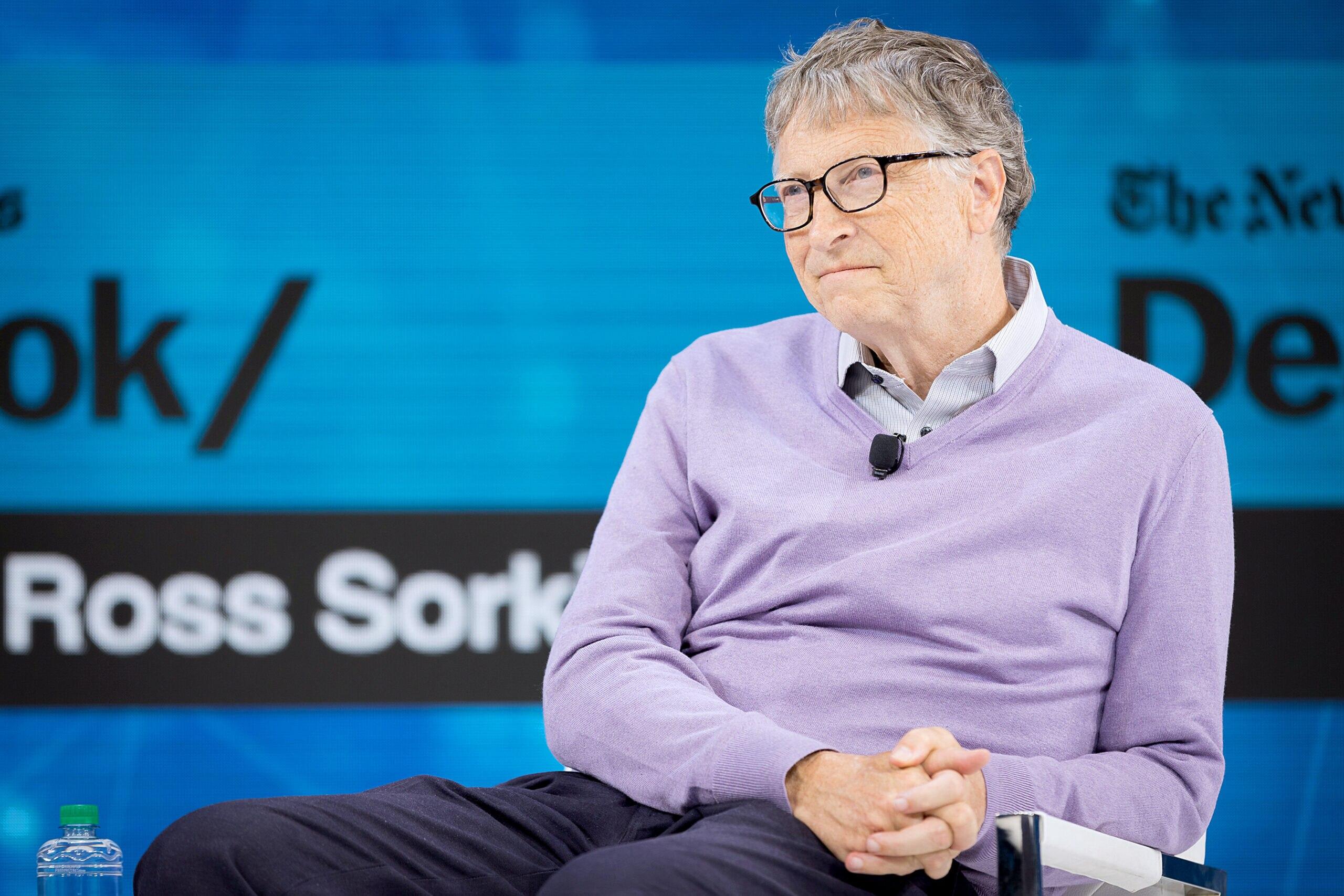 Bill Gates verrät, warum er ein Android-Smartphone statt iPhone nutzt - TECHBOOK