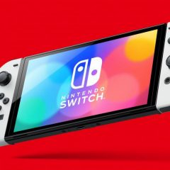 Nintendo Switch OLED-Display