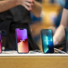 iPhone 13 im Apple Store